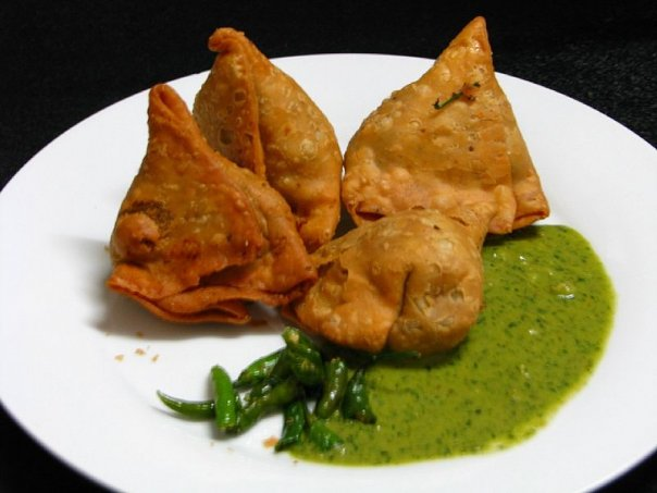 Fried Food & Parantha