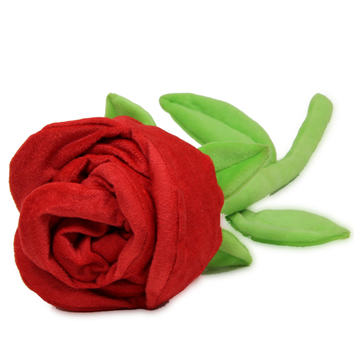 Fluffy Rose Toy